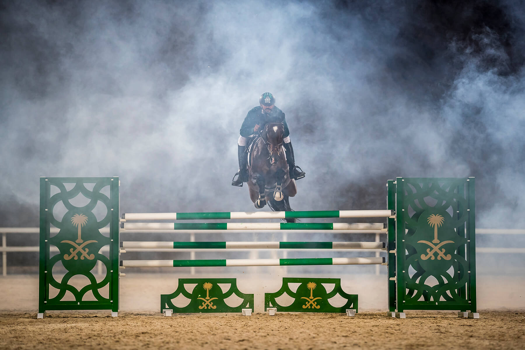 CHAMPION RIDERS TO GALLOP TOWARDS GLORY IN SAUDI ARABIA AS DIRIYAH EQUESTRIAN FESTIVAL OFFERS SHOT AT THE TOKYO 2020 OLYMPICS
