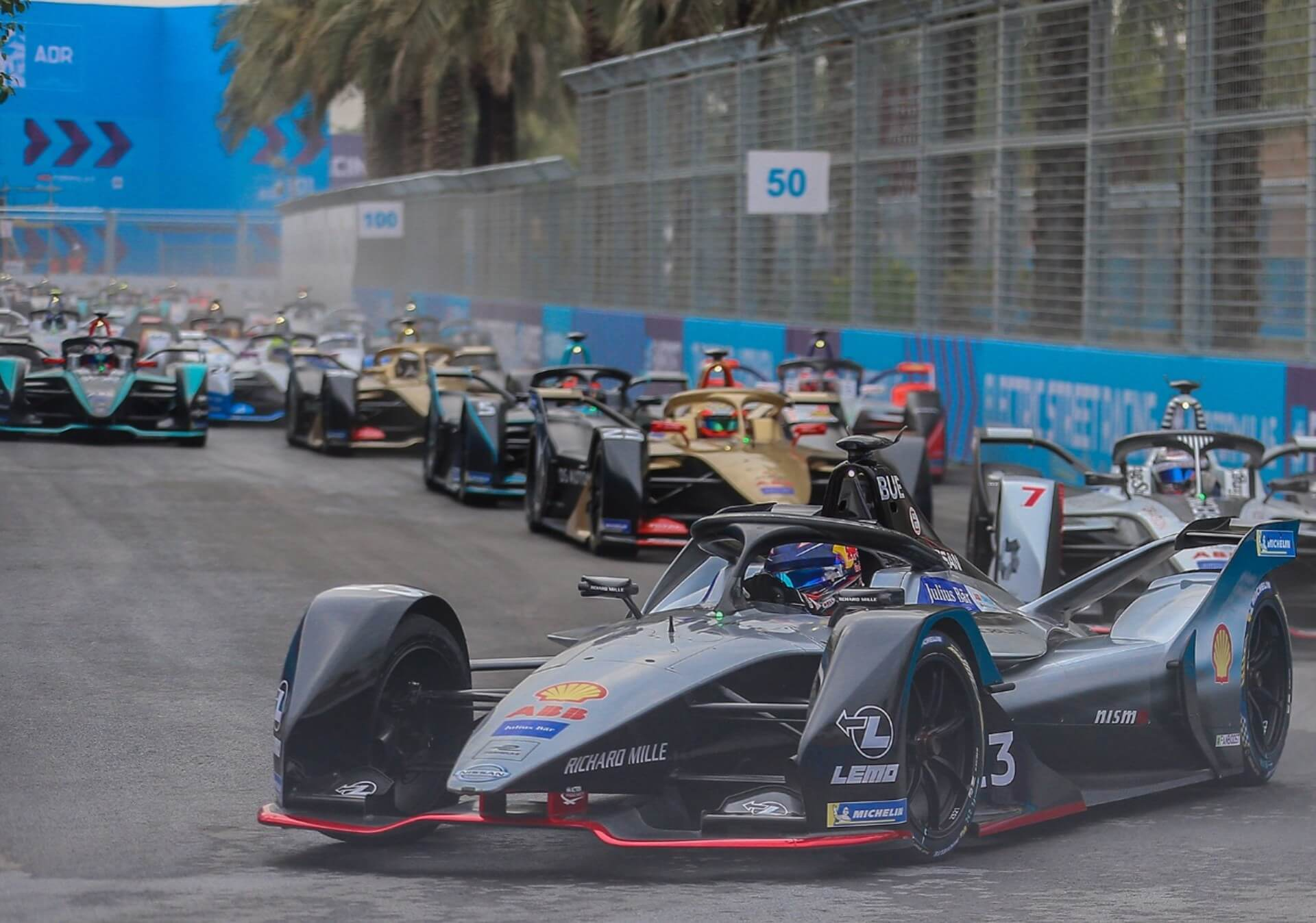 TICKETS ON SALE FOR THE MOST ELECTRIFYING SPORTS EVENT IN THE MIDDLE EAST AS FORMULA E ACTION RETURNS TO SAUDI ARABIA